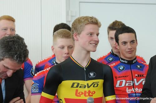 Ploegvoorstelling Davo Cycling Team (149)