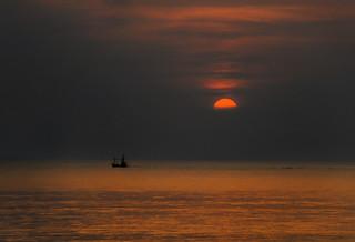 Sun's Up, Nets Down