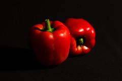 proj5-shot11-jshrock (jenell_shrock) Tags: red lowlight highlights peppers chiaroscuro
