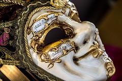 Carnival (MaxSkyMax) Tags: carnival venice italy canon gold italia mask notes note carnevale venezia maschera canon70200mmf4lisusm mygearandme mygearandmepremium mygearandmebronze mygearandmesilver mygearandmegold mygearandmeplatinum