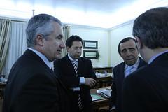 Primeira reunião da nova Comissão Política Nacional