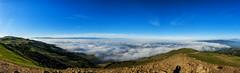 Bay Area Fog (Davor Desancic) Tags: california fog low fremont bayarea missionpeak ebparksok