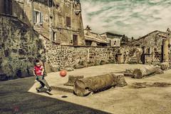 Football a Sant' Andrea (CARLORICCI) Tags: game 35mm football nikon arena carlo d800 sandrea ronciglione copyright borghi santandrea sigma35mmf14 carloricci riccarlo carl ocarlo