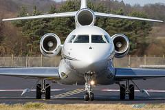 M-LJGI Dassault Aviation Falcon 7X (kw2p) Tags: scotland unitedkingdom untitled ingliston egph edinburghairport dassaultaviation falcon7x mljgi egphedi