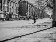 13.04.14-5914 (Anton Mukhametchin) Tags: life city people bw art canon russia siberia streetphoto novosibirsk g1x