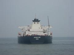Tanker Investments Ltd. - Jiaolong Spirit (Tanker Investments Ltd.) Tags: marine shuttle shipping tanker til teekay investments seafarers