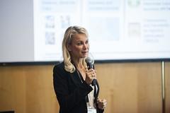 Antonella Mei-Pochtler presenting