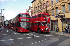 IMGP2477 (Steve Guess) Tags: new uk travel red england bus london cross camden traditional kings gb routemaster caledonianroad aec