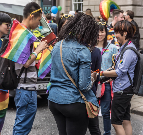 DUBLIN 2015 LGBTQ PRIDE PARADE [THE BIGGEST TO DATE] REF-105935