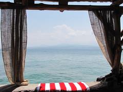 Sevan Lake (Alexanyan) Tags: sevan lake armenia hayasdan blue water armenien սեւան public beach color summer swim