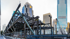 transbay transit center progress 8.2.15 (pbo31) Tags: sanfrancisco california city summer urban panorama color architecture construction nikon contemporary steel large plan august panoramic structure frame future stitched 2015 boury pbo31 d700 financialdistrictsouth transbaytransitcenter