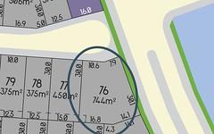 Lot 76, Albion Court, Mount Barker SA