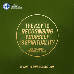 Quote of the Day: The Key to Recognising Yourself... (Mehdi/Messiah Foundation International) Tags: divine divinity enlightened enlightenment goodvibes quote quoteoftheday quotes realisation recognise selfrealisation selfrealization spirituality younusalgohar