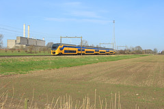 NSR 9559 @ Harculo (Sicco Dierdorp) Tags: ns nsr virm serie9500 zwolle roosendaal deventer harculo ijsselcentrale