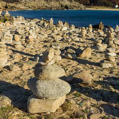 Pedras (Suso Couceiro) Tags: baroña castro piedras