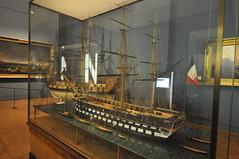 DSC_1410 (Martin Hronský) Tags: martinhronsky paris france museum nikon d300 summer 2011 trp military ships wooden decak geotagged