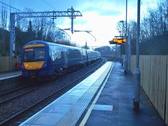 Polmont - 20-03-2017 (agcthoms) Tags: scotland stirlingshire polmont station railways trains class170 170417