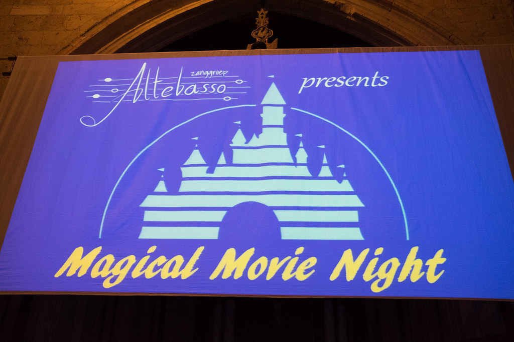 Magical Movie Night