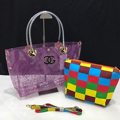 Chanel Candy Combo Bags  Hurry - Limited Stock ⌛  Best Buy INR  Rs.: PING US. CODE : STETEEJAYBCTT.  CALL  : +917666483828 OR +918080506341. SHIPPING  : WORLDWIDE. COD ❌: NOT AVAILABLE.   NOTE :    PLEASE PROVIDE THE CODE AT THE TIME OF ENQUI (ShreejiTrendz) Tags: combobags shreejitrendzmumbai coloringyourstyle combo style shreejitrendzindia designerbags shreejitrendz importedbags ladiesbags combos bags fashion shreeji stylezone whatsyourstyle