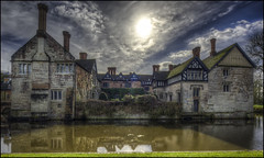 Baddesley Clinton 2 (Darwinsgift) Tags: baddesley clinton national trust moat moated house hdr photomatix warwickshire pc nikkor 19mm f4 nikon d810 e ed flickraward5