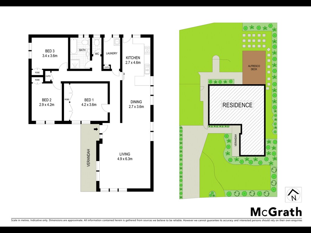 47 Walker Road floorplan