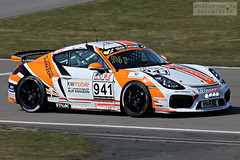 Porsche Cayman GT 4 (ab-planepictures) Tags: vln rennen motorsport gt4 cayman nürburgring porsche