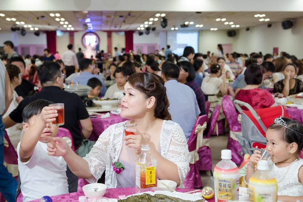 154明園餐廳北斗店婚攝