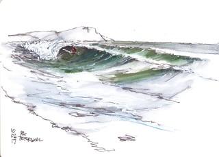 big swells terrigal 0317