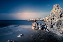 (Stavros A.) Tags: longexposure kyparissia messinia messenia greece peloponnese seascape sea water outdoor rocks nikond750 nikon24120f4 15stop leefilter ndfilter blue coast beach κυπαρισσία μεσσηνια explore