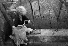 FF-005 (lumpy!) Tags: swim sea water fortyfoot dublin ireland film trix leica street people blackandwhite monochrome streetphotography