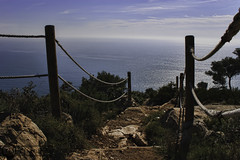 Pasarela hacia el mar (J.Gargallo) Tags: mar marmediterraneo mediterráneo sea mediterraneansea mediterranean agua outdoor oropesa castellón comunidadvalenciana canon canon450d canonefs18200 españa eos eos450d 450d