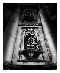 Chiesa dei Gesuati, Dorsodura, Venice (Gary Rowlands) Tags: agfa apx100 venice italy leica m4 848 film imacon848 id1111