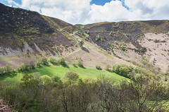 The zig-zag near Dylife (edosbald) Tags: wales unitedkingdom pennant