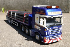 C.F. Jennings (broraranger) Tags: lorry scania wsi brora cfjennings