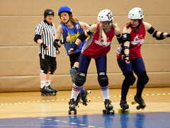 """Stockholm BSTRDs vs. Dock City Rollers-11 • <a style=""""font-size:0.8em;"""" href=""""http://www.flickr.com/photos/60822537@N07/8996353698/"""" target=""""_blank"""">View on Flickr</a>"""