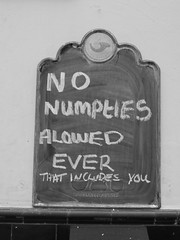 No Numpties (failing_angel) Tags: kent margate 120513 numpties