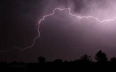Stormy Monday (eyesontheskies) Tags: bolt lightning storms mothernature thunderstorms