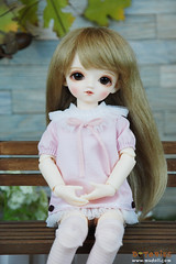 Dotories_Emma_05 (mudollberry) Tags: bjd fashiondoll usd dolleyes yosd asianbjd dollwig bjdoll kreamdoll dotories