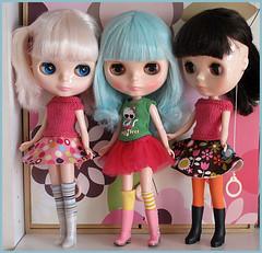 Vita, Opal and Jaycee