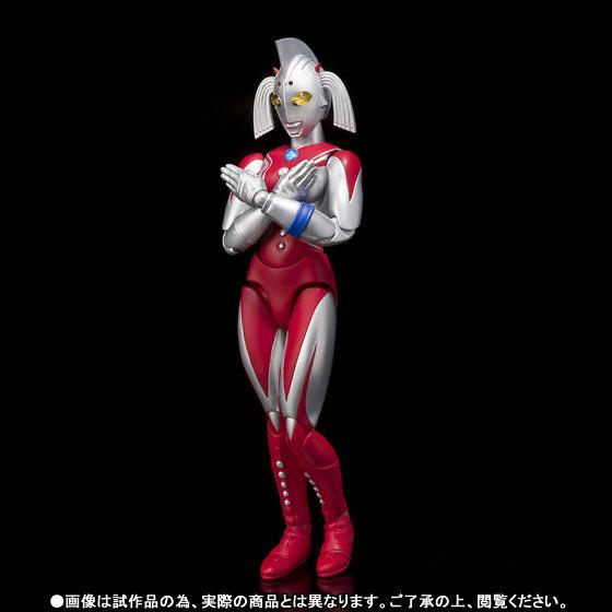 Bandai ULTRA-ACT 超人之母