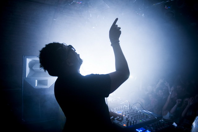 Felix Da Housecat, DJ Pierre and Marshall Jefferson at The Arches