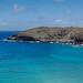 Bay (nosha) Tags: ocean blue sea sky usa green beautiful beauty rock island hawaii oahu shore tropical aloha hawaii2013