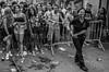 Crowd Control (Giovanni Savino Photography) Tags: street newyorkcity summer smiling manhattan crowd streetphotography security crowdcontrol newyorkstreets newyorkstreetphotography magneticart ©giovannisavino