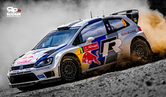 Sebastien Ogier - Rally de Portugal 2013 - M (Nelson Gonalves -Schon) Tags: portugal volkswagen de rally wrc nikkor vr sebastien selectivecolor 70300 d300 ogier worldcars rallydeportugal sebastienogier