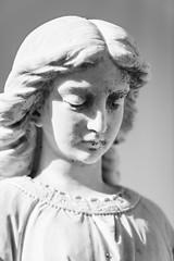 2013-209 (12Jeepgirl~Never look back...) Tags: travel bw cemetery statue keys blackwhite nikon florida roadtrip keywest d700