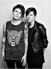 Tegan and Sara (clarasalmeron) Tags: aaronstern flickrandroidapp:filter=none