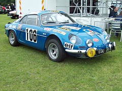 16 Alpine A110 1300S (1969) (robertknight16) Tags: france renault alpine 1960s