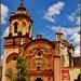 Misión San Miguel Arcángel,Concá,Arroyo Seco,Estado de Querétaro,México
