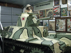 "Type 95 Ha-Go (3) • <a style=""font-size:0.8em;"" href=""http://www.flickr.com/photos/81723459@N04/9662290990/"" target=""_blank"">View on Flickr</a>"