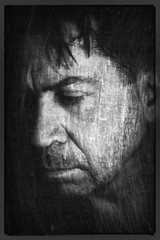 (soulshine59) Tags: selfportrait sepia niksoftware homemadetextures photoshopelements9
